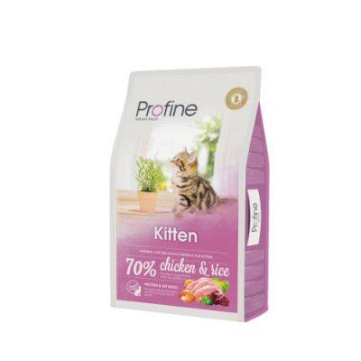 Profine Cat Kitten Chicken & Rice10Kgr