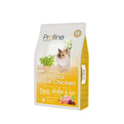 Profine Cat Original Adult Chicken & Rice10Kgr