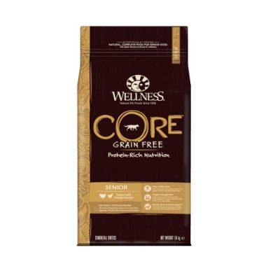 Wellness CORE Senior Γαλοπούλα & Κοτόπουλο 1.8kg