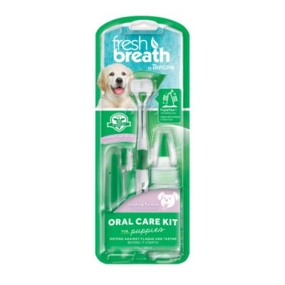 Fresh Breath Puppy Oral Care Kit