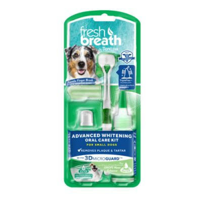 Fresh Breath Advanced Whitening Oral Care Kit Small