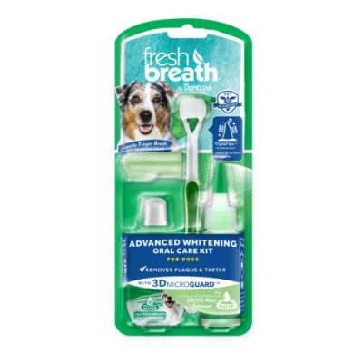 Fresh Breath Advanced Whitening Oral Care Kit Large