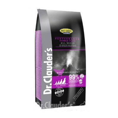 DR. CLAUDER'S BEST CHOICE PERFORMANCE POWER PLUS 12,5KG + 4 KG ΔΩΡΟ