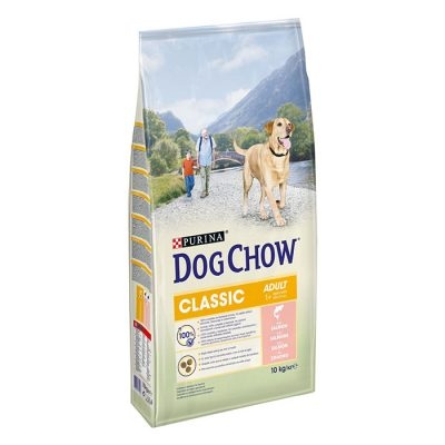 Tonus Dog Chow Classic Adult Σολομος 10 Kg