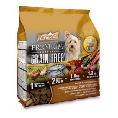 Prince Grain Free Adult 2kg 1