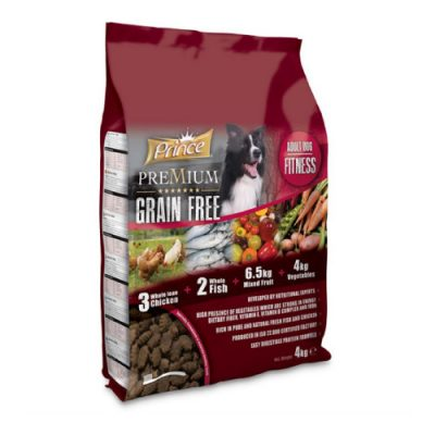 Prince Grain Free Fitness 4kg