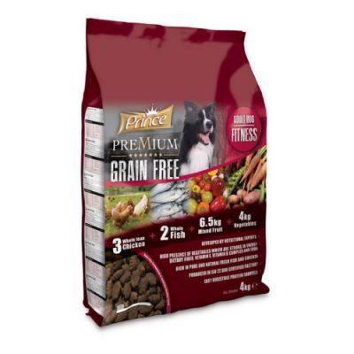 Prince Grain Free Fitness 4kg