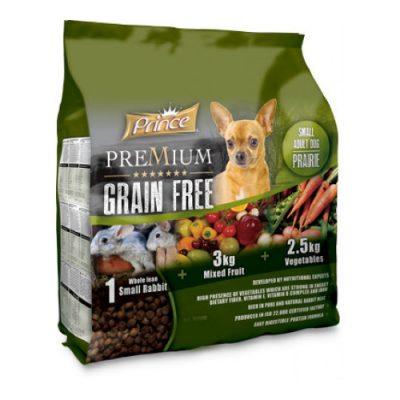 Prince Grain Free Prairie Κουνέλι Small 2kg