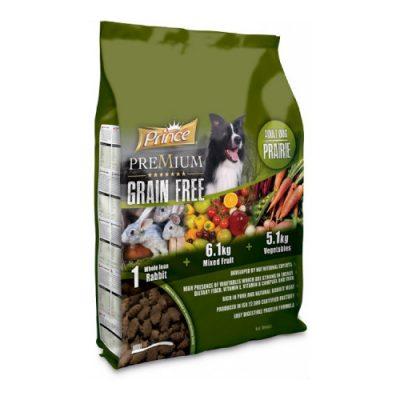 Prince Grain Free Prairie Adult Κουνέλι 12kg