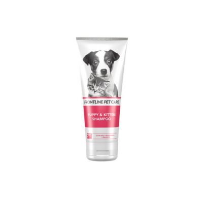 Petcare Puppy & Kitten Shampoo 200ml