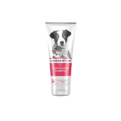 Petcare Puppy & Kitten Shampoo 200Ml