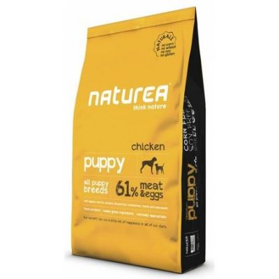 NATUREA NATURALS PUPPY CHICKEN 12KG