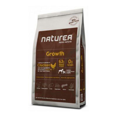 NATUREA GRAIN FREE GROWTH 12KG