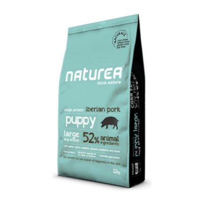 NATUREA NATURALS PUPPPY LARGE IBERIAN PORK 12KG 1