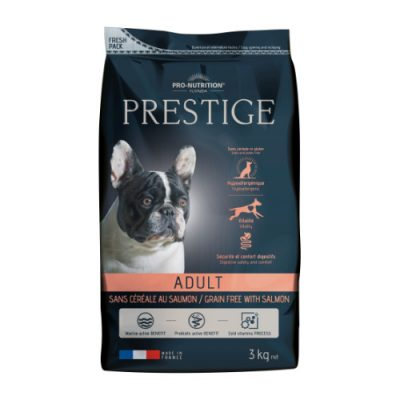 Flatazor Prestige Adult Sensible grain free with Salmon 3kg