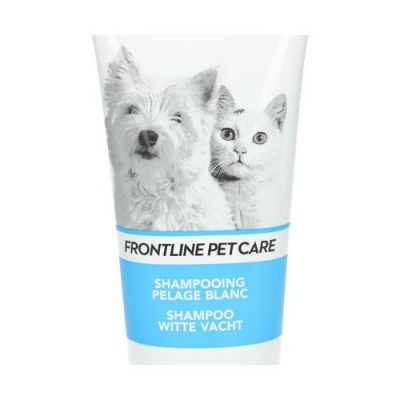 Petcare White Coat Shampoo 200ml