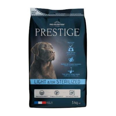 Flatazor Prestige Light or Sterilized 3kg