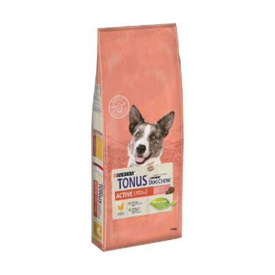 Tonus Dog Chow Active Κοτόπουλο 14kg