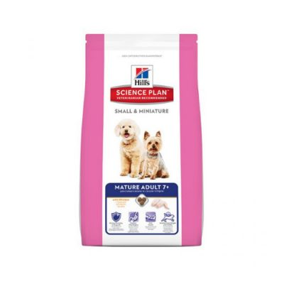 Hill's SCIENCE PLAN Mature Adult Small & Miniature Chicken 1,5kg