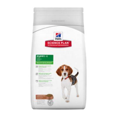 Hill's SCIENCE PLAN Puppy Medium Healthy Development Lamb & Rice 3kg