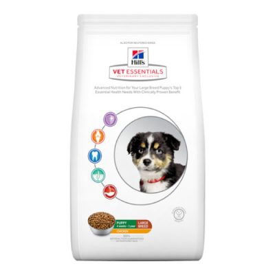 Vet Essentials Canine Puppy Large Breed Chicken 12Kg