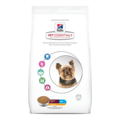 Vet Essentials Canine Adult Mini chicken 2kg