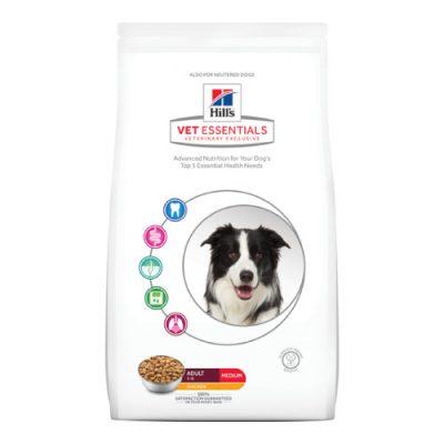 Vet Essentials Canine Adult Medium chicken 10kg