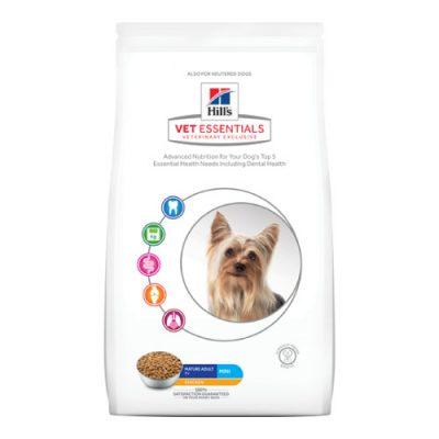 Vet Essentials Canine Mature Adult Mini chicken 2kg