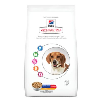 Vet Essentials Canine Mature Adult Medium Chicken 2Kg