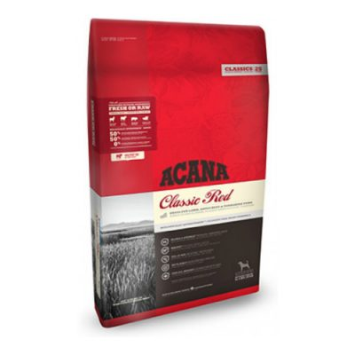 ACANA CLASSIC RED 17KG banner