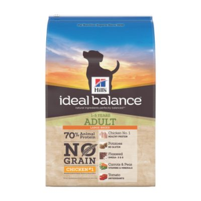 Hill'sIdeal Balance Canine Adult Large Breed No Grain Chicken & Potato 12kg