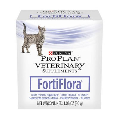 Συμπληρωμα Purina Veterinary Diets - Forti-Flora Για Γατες 1Gr Χ 30Τεμ