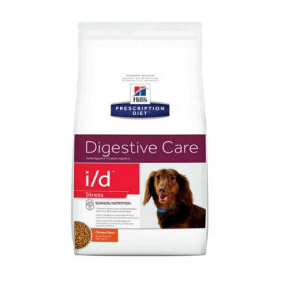 HILL'S PRESCRIPTION DIET I/D CANINE SENSITIVE STRESS MINI ΓΙΑ ΣΚΥΛΟΥΣ ΜΕ ΚΟΤΟΠΟΥΛΟ 1,5KG