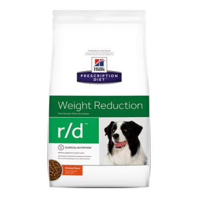 Hill'S Prescription Diet R/D Weight Reduction Κοτοπουλο 4Kg