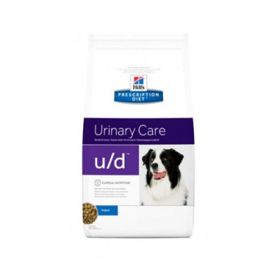 HILL'S PRESCRIPTION DIET U/D URINARY CARE ΓΙΑ ΣΚΥΛΟΥΣ 5KG