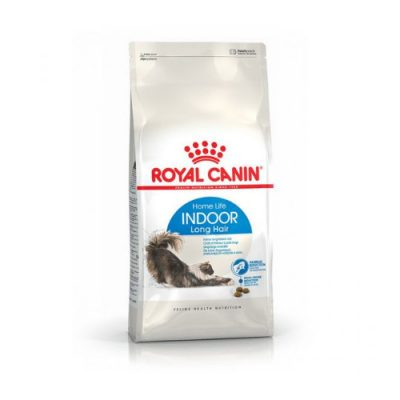 ROYAL CANIN INDOOR LONGHAIR 2KG