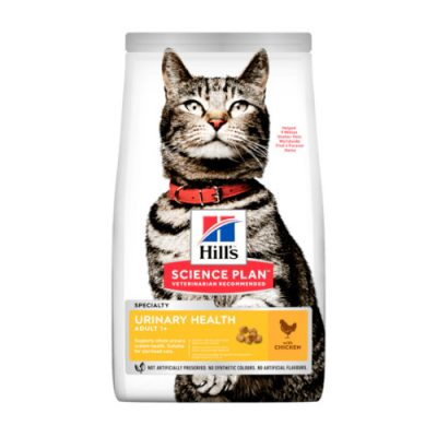 HILLS SCIENCE PLAN  Adult Cat Urinary Health Chicken 3kg