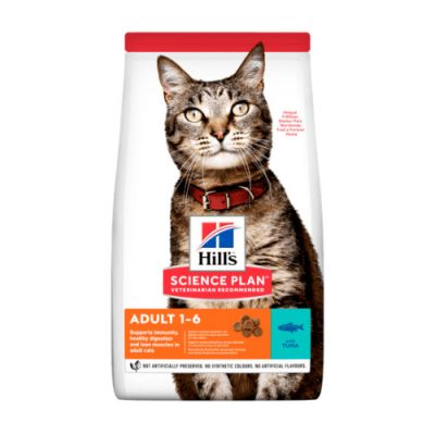 HILLS SCIENCE PLAN Adult Cat Tuna 1.5kg