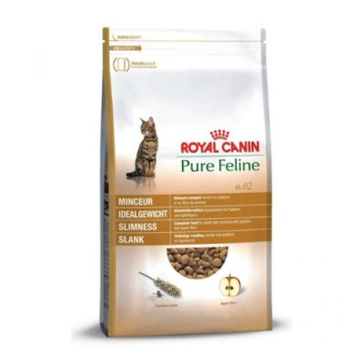 ROYAL CANIN N.02 SLIMNESS 1,5KG