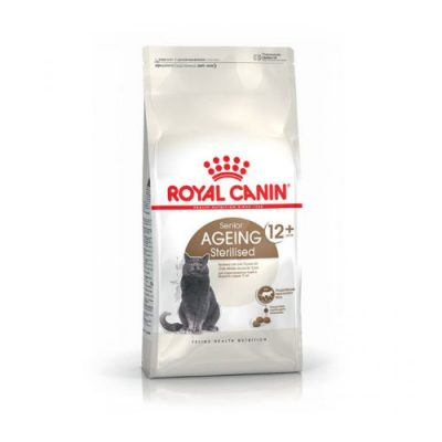 ROYAL CANIN STERILISED 12+ 2KG