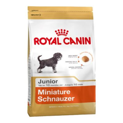 Royal Canin SCHNAUZER JUNIOR 1,5KG