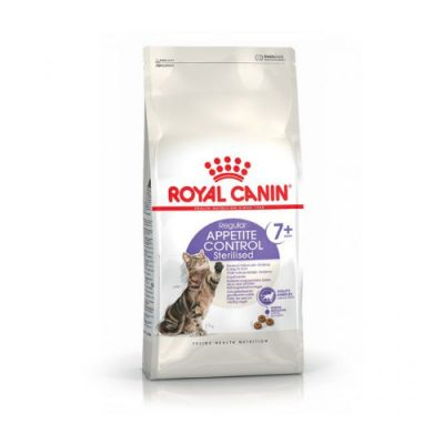 ROYAL CANIN APPETITE CONTROL STERILISED 7+ 1.5KG
