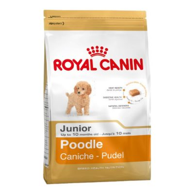 Royal Canin POODLE JUNIOR 3KG