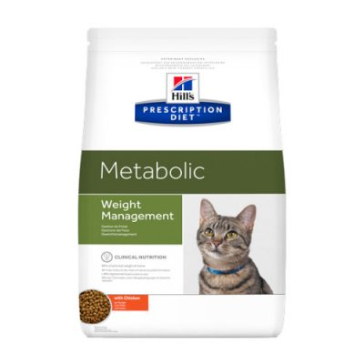 Hill'S Prescription Feline Metabolic 4Kg
