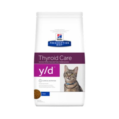Hill's Prescription Feline y/d 1,5kg