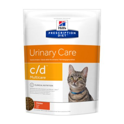 Hill'S Prescription Feline C/D Multicare Κοτοπουλο 5Kg