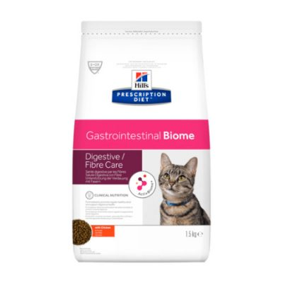 Hill'S Prescription Gastrointestinal Biome 1,5Kg
