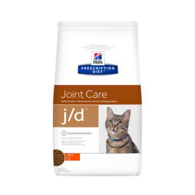 Hill's Prescription Feline j/d κοτοπουλο 2kg