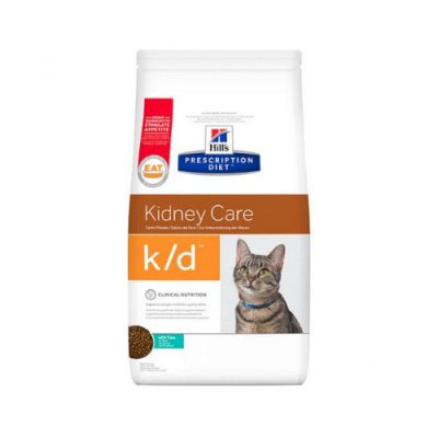 Hill'S Prescription Feline K/D Tuna 1,5Kg