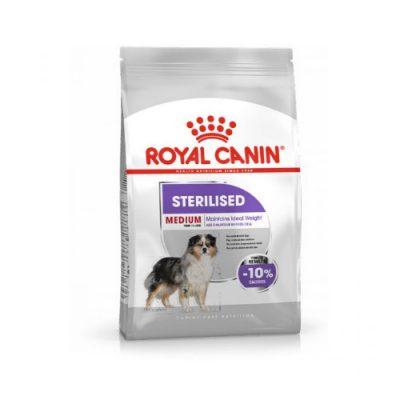 Royal Canin MEDIUM STERILISED ADULT 3KG